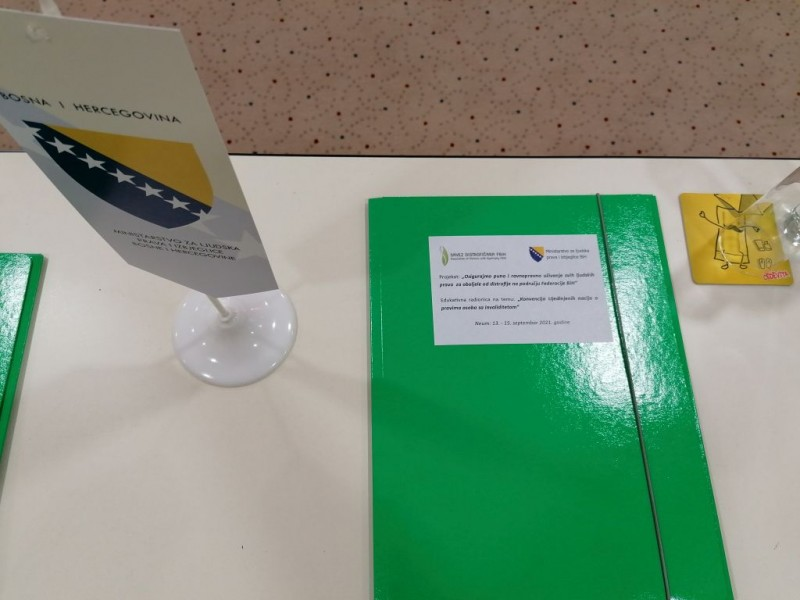 Savez organizovao dvodnevnu radionicu na temu UN Konvencije o pravima OSI 1