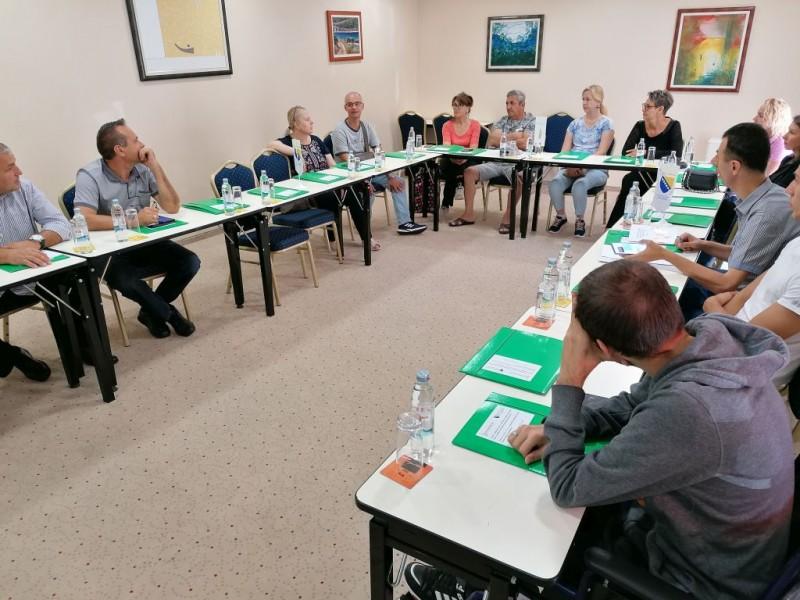 Savez organizovao dvodnevnu radionicu na temu UN Konvencije o pravima OSI 3