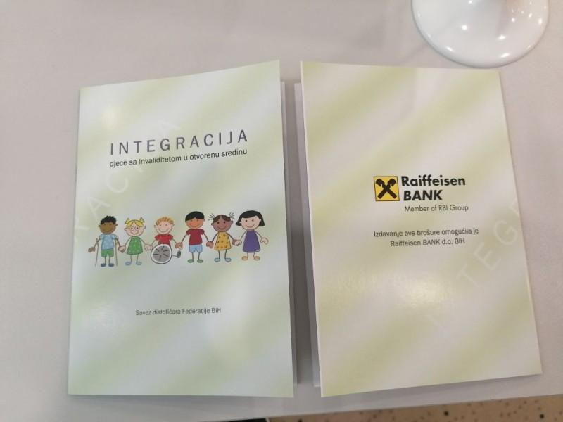 """Savez održao promociju brošure """"Integracija djece sa invaliditetom u otvorenu sredinu"""" 3"""