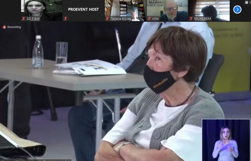 """Predstavnici Saveza distrofičara F BiH učestvovali na konferenciji """"Zastani i poslušaj"""" 3"""